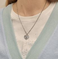 ◇LUV IS TRUE◇PO HEART NECKLACE◇