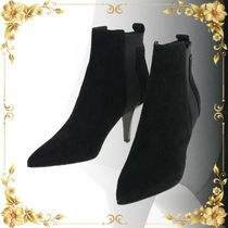Kendall + Kylie(ケンダルアンドカイリー) ショートブーツ・ブーティ ☆SEAL☆Suede VIVA Pull On Booties 9cm
