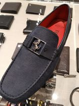 VIPセール60%オフ【TODS FOR FERRARI LEATHER MOCASIN 】