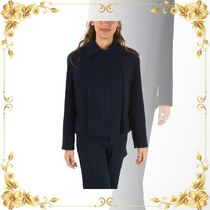 ☆SEAL☆snap button double breasted peacoat