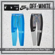 {Off-White} x Nike Women's Easy Run Tight 送料関税込