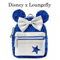 【Disney×Loungefly】Minnie Mouse バックパック リストレット