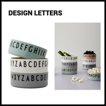 DESIGN LETTERS(デザインレターズ) 食器(皿) 【Design Letters】A to Z ボウルセット【3セット】