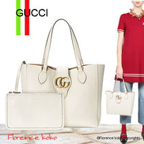関税込み国内発送 GUCCI Double G Small tote