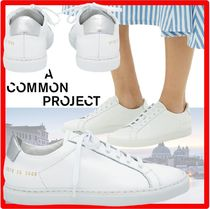 Common Projects (コモンプロジェクト) スニーカー ☆人気☆【COMMON PROJECTS】☆Retro Lowスニーカー☆