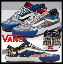 ☆送料・関税込☆VANS★OLD SKOOL CAP PATCHWOR.K★22-29cm★