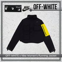 {Off-White} x Nike Women's Running Jacket 送料関税込