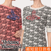 viviennewestwood*ORBリピート ギャザーカットソート