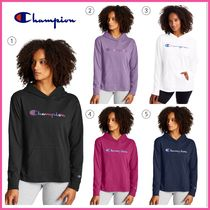 NEW ★CHAMPION★ Middleweight Jersey Hoodie, Watercolor Logo