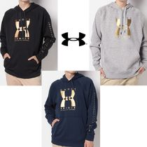 UNDER ARMOUR UA RIVAL FLEECE フーディ♪