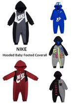 〈NIKE〉★人気★ Hooded Baby Footed Coverall