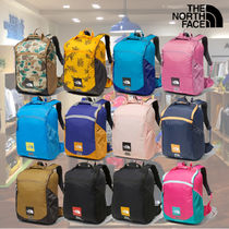 【THE NORTH FACE】【12色展開】レクタング キッズ リュック