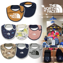 【THE NORTH FACE】7色展開* コットン100%♪ ベビービブ
