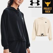 UNDER ARMOUR (アンダーアーマー) パーカー・フーディ UNDER ARMOUR×Project Rock★Terry Hoodieフーディ1361059