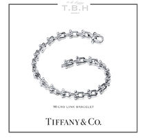 ☆Tiffany Micro Link Bracelet☆ マイクロリンク ブレスレット
