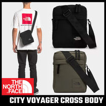 【THE NORTH FACE】CITY VOYAGER CROSS BODY