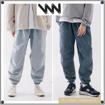 WV PROJECTのIan balloon banding Pants 全2色