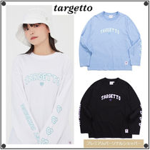 TARGETTO SEOULのCLOUD LOGO LONG SLEEVE 全3色
