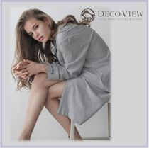 DECO VIEW(デコヴュー) ルームウェア・パジャマ DECOVIEW★ニューヨークシティ パジャマ ワンピース