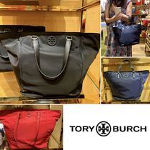 TORY BURCH Nylon Small Tote 軽量 ナイロントート