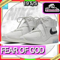 FEAR OF GOD NIKE AIR RAID LIGHT BONE フィア オブ ゴッド FOG