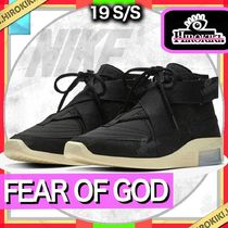 FEAR OF GOD × NIKE AIR RAID BLACK フィア オブ ゴッド 黒