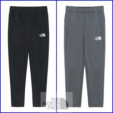 THE NORTH FACE キッズ用ボトムス [THE NORTH FACE] K'S WORKOUT TRAINING PANTS ●