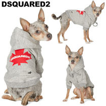 D SQUARED2(ディースクエアード) ペット(犬猫)服 DSQUARED2 × Poldo Dog Couture コラボ ドッグ パーカー 関送込