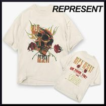 REPRESENT(リプレゼント) Tシャツ・カットソー 【ヴィンテージ仕上げ】REPRESENT REP N RESENT Tシャツ