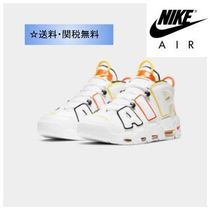 Nike  KIDS AIR MORE UPTEMPO RAYGUN モアテン レイガンズ