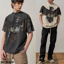 【送料無料】TERRIER EAGLE T-SHIRT -REPRESENT-
