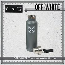 {Off-White} OFF-WHITE Thermos Water Bottle 送料関税込