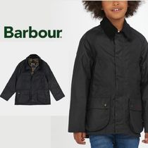 Barbour(バブアー) キッズアウター ★追跡送料込【BARBOUR】バブアー ビデイル ワックスジャケット