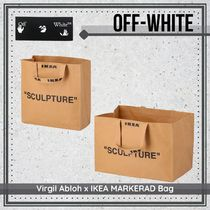 {Off-White} Virgil Abloh x IKEA MARKERAD Bag 送料関税込