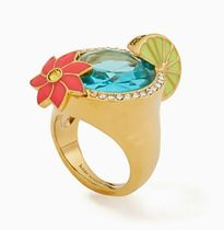 【kate spade】夏らしい!out of office cocktail ring/リング