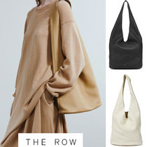 The Row(ザ・ロウ) トートバッグ 国内発送 The Row Bindle Three Bag in Leather