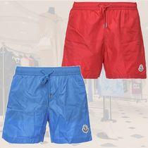 Moncler**モンクレール**Swim Shorts with Patch★水着 2カラー
