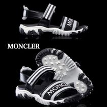 【MONCLER】完売間近!大人OK★SUNSET◆ロゴ/サンダル♪キッズ