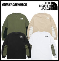 【THE NORTH FACE】ALBANY CREWNECK