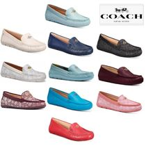 COACH  Women's Marley Driver Loafers 13色 国内発送