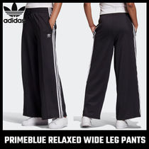 【adidas】PRIMEBLUE RELAXED WIDE LEG PANTS