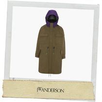 ★ JW ANDERSON ★ 春先取り! ロングパーカー