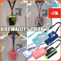 【THE NORTH FACE】 KIDS WALLET ★5色★2021SS 新商品