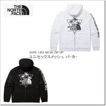 【THE NORTH FACE】★男女兼用★SURF-LIKE MESH ZIP UP
