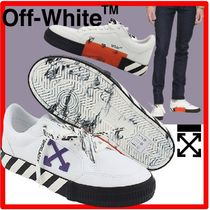 ★【Off-White】★LOW VULCANIZE.D スニーカ.ー★正規品★