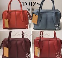 TOD`S(トッズ) D STYLING BAULETTO ミニトートバッグ新着入荷