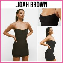 LA発!! SEXYxSPORTY♪ ★JOAH BROWN★ CINCHED CAMI DRESS