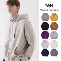 WV PROJECT正規品★全7色★Wappingジップアップパーカー★UNISEX