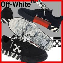 ★正規品★【Off-White】★LOW VULCANIZED スニーカ.ー★
