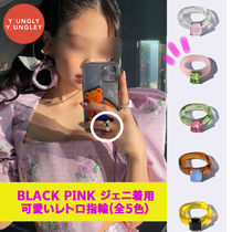 BLACK PINKジェニ愛用【yOungly yOungley】Foi rings★指輪★